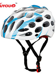 男女兼用 - サイクリング/マウンテンサイクリング/レクリエーションサイクリング/アイススケート/スケート - マウンテン/ロード/スポーツ - ヘルメット ( ブラック/ブルー/ライトブルー/オレンジ/画像参照 , PC/EPS )