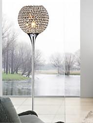 40W Crystal Floor Light Modern Creative Floor Lamp Send E27 Bulb