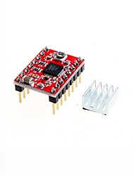 cheap -Reprap Stepper Driver A4988 Stepper Motor Driver for 3D Printer