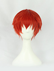 cheap -Cosplay Wigs Assassination Classroom Cosplay Anime Cosplay Wigs 30 CM Heat Resistant Fiber Men's Women's