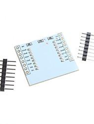 cheap -Serial WIFI ESP8266 Module Adapter Board ESP-07 ESP-12 ESP-12E