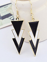 cheap -Women's Drop Earrings - Fashion European Triangle Geometric For