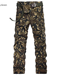 Camouflage cargo pants for men Tide male han edition bag pants of the cultivate one's morality pants