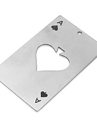 Creative CARDS A  Bottle  Opener  Stainless  Steel  Beer  Bottle Opener