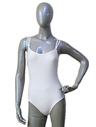 cheap -Nylon/Lycra Leotard with Double Straps and Drawstring Front More Colors for Ladies and Girls
