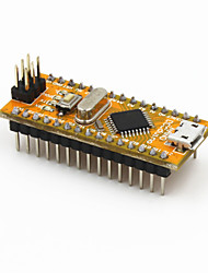 cheap -New nano V3.0 Module ATMEGA328P-AU Improved Version for Arduino - Yellow