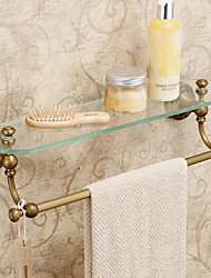 Недорогие -Полка для ванной Античный Латунь 1 ед. - Гостиничная ванна