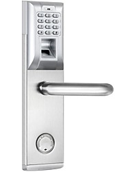 GRT Biometric Fingerprint and Password Door Lock 903