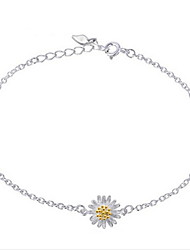 Fresh Summer Little Daisy Sunflower Bracelet