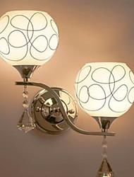 cheap -Modern / Contemporary Wall Lamps & Sconces Metal Wall Light 110-120V / 220-240V
