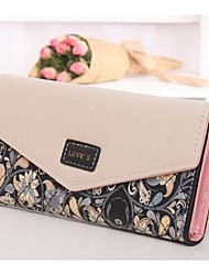 Women 's PU Wallet -More Colors available