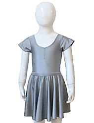 cheap -Ballet Leotards / Skirt Women's Training / Performance Nylon / Lycra Leotard / Onesie / Skirt
