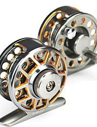 1:1 2+1 Ball Bearings Fly Fishing Reels Left and Right Exchangable Handle