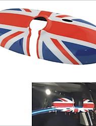 ABS-Material mit UV-Schutz Innenspiegelabdeckung für Mini Cooper Lands