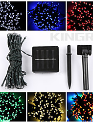 cheap -8M 60LED Solar String Lights Decoration Lights Waterproof Lights