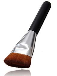 1 Peitevoidesivellin / Puuterisivellin / Alusvoidesivellin / Contour Brush Synteettinen tukkaAmmattilaisten / Matkailu / Täysi kattavuus