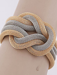MISSING U Alloy Bracelet Cuff Bracelets Daily / Casual 1pc Christmas Gifts