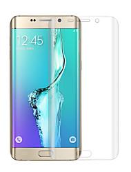 economico -Proteggi Schermo per Samsung Galaxy S6 edge plus Vetro temperato 1 pezzo Proteggi-schermo frontale Anti-impronte
