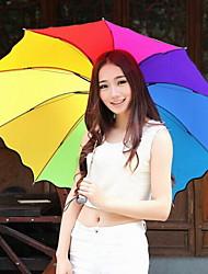 calze di nylon moda / metal settanta per cento fuori ombrello multicolore moderna / contemporanea / casual (colore casuale)