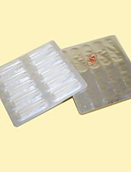 economico -Professionale 100 pezzi / 100pcs Plastica Per il benessere personale / Salute e bellezza