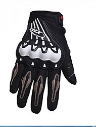 cheap -High Quality Breathable Durable Non-Slip Motorbike Motocross Motorcycle/Bicycle/Bike/Racing Gloves M/L/XL Black/Red/Blue