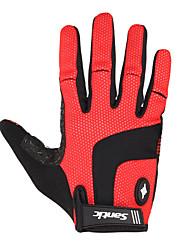 Santic® Sports Gloves Men's Cycling Gloves Spring / Autumn/Fall / Winter Bike GlovesKeep Warm / Anti-skidding / Shockproof / Easy-off