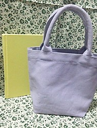 cheap -Women's Bags Canvas Tote for Casual All Seasons Lavender