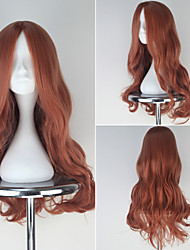 cheap -Cosplay Wigs Love Live Cosplay Anime Cosplay Wigs 63 CM Heat Resistant Fiber Women's