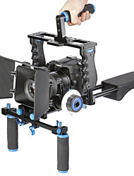 YELANGU® Aluminum Film Movie Kit System Rig other DSLR Cameras