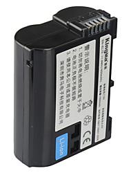 KingMa EN-EL15 Digital Camera Battery for Nikon D600 D610 D600E D800 D800E D810 D7000 D7100 D750 V1 MH-25