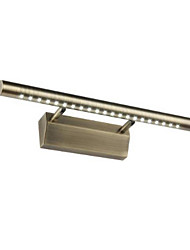 cheap -LED / Mini Style / Bulb Included Bathroom Lighting,Country LED Integrated Metal