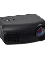 E07 LCD Home Theater Projector VGA (640x480)ProjectorsLED 500lm