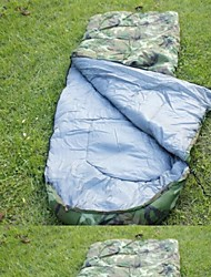 Sleeping Bag Envelope / Rectangular Bag Keep Warm Moistureproof/Moisture Permeability Windproof Dust Proof Ultra Light(UL) 210cmX75cm
