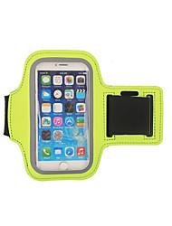 economico -HAISKY Fascia da braccio Bag Cell Phone per Corse Ciclismo / Bicicletta Corsa Jogging Borse per sport Indossabile Schermo touch