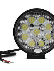 Недорогие -otolampara 1 часть круглая фигура супер свет 4.3 дюйма 27w 2090lm вел свет работы