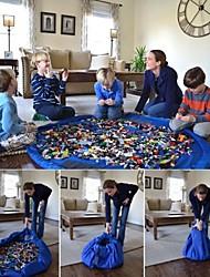 Недорогие -сумки для хранения игрушек лего игрушки блока