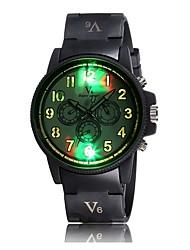 Недорогие -персонализированные световой цвета цифровая шкала стол модные часы