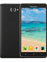 "economico -Lenovo Straight 5.5 "" Android 4.4 Smartphone 4G (Due SIM Quad Core 8 MP 1GB + 8 GB Nero)"