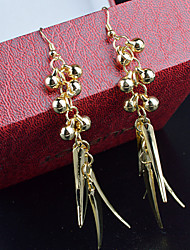 cheap -Women's Drop Earrings - Beaded Silver Golden Earrings For Wedding Party Daily Casual