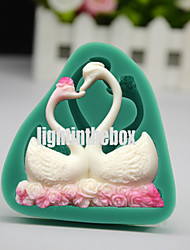 cheap -Mold Animal For Chocolate For Pie For Cake Silicone Eco-friendly DIY High Quality
