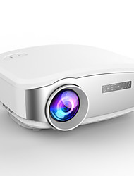 cheap -C6 LCD Mini Projector SVGA (800x600)ProjectorsLED 1200lm