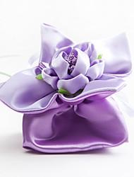 Kreativan Saten Naklonost Holder s Štras Uzde Cvijet Milost Torbe - 6