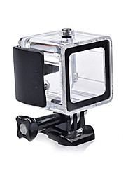 Smooth Frame Protective Case Lens Cap Waterproof Housing Case Monopod Tripod Mount / Holder Waterproof All in One Convenient, 147-Action