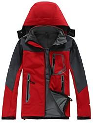 Herre Trekking-jakke Udendørs Vinter Vandtæt Hold Varm Vindtæt Ultraviolet Resistent Anti-Stråling Påførelig Åndbart Vinterjakke Toppe