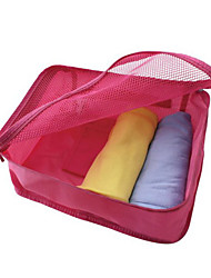 cheap -Travel Toiletry Bag Travel Luggage Organizer / Packing Organizer Moistureproof/Moisture Permeability Portable Quick Dry Dust Proof