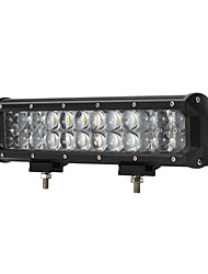 120W 12 Inch Combo Beam LED Work Light Bar 12V/24V Wagon 4WD 4X4 Offroad Lamp