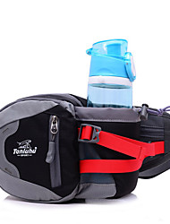 cheap -Bottle Carrier Belt Belt Pouch/Belt Bag Waist Bag / Waistpack for Camping / Hiking Climbing Cycling / Bike Running Sports Bag