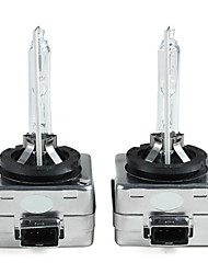 cheap -2 X 35W D1S Car HID Xenon Headlight Light Lamp Bulbs 6000K DC 12V