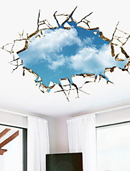 abordables -Formas 3D Pegatinas de pared Calcomanías 3D para Pared Calcomanías Decorativas de Pared,Vinilo Decoración hogareña Vinilos decorativos