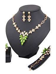 cheap -Women's Others Jewelry Set Rings / Earrings / Necklace - Regular For Wedding / Party / Anniversary
